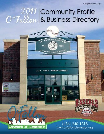 Community Profile & Business Directory - Chamber Organizer