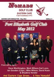 Nomads May2012.pdf - Eastern Cape