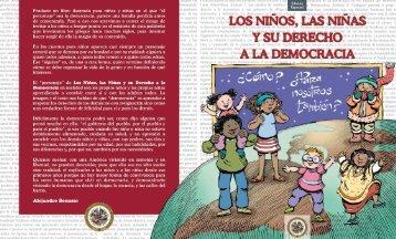 Los Niños, las Niñas y su Derecho a la Democracia - IIN