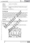 Bewegtes Lernen Englisch - Seite 5