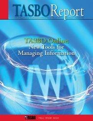 September 2010 - Texas Association of School Business Officials