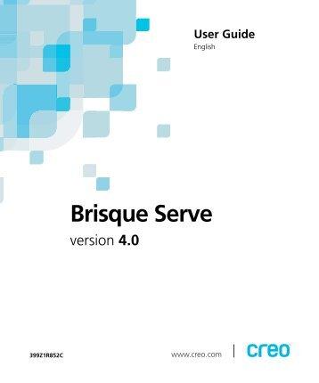 Brisque Serve - Kodak