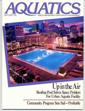 Up in the Air - Aquatic Consulting Services