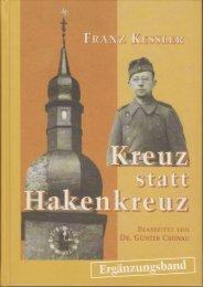 Kreuz statt Hakenkreuz - Arnsberger Heimatbund
