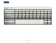 Segmentbericht für das 3. Quartal 2013 IFRS, ungeprüft - Software AG