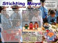 zomer - Stichting Maya