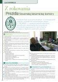 Zdroj - Slovenská lekárnická komora - Page 6