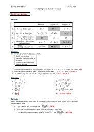 CORSujet brevet blanc janvier 2010[1]