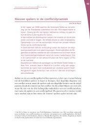 Nieuwe spelers in de conflictdynamiek - Internationaal humanitair ...