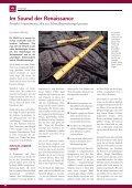 Klar erkennbar, musikalisch und ansprechend Man lernt nie aus Ab ... - Seite 4