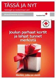 TN 6_2011, netti.pdf - RedNet - Punainen Risti