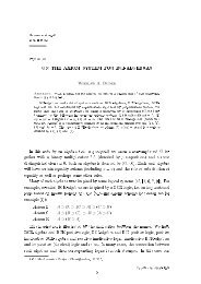ON THE AXIOM SYSTEM FOR BCI-ALGEBRAS - Matematychni Studii