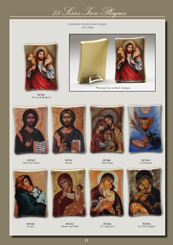 Plaques 3 - Christian Supplies