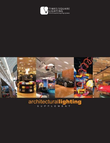 Architectural Lighting - Times Square Lighting