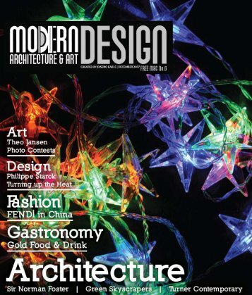 Modern Design Magazine is making a name for itself already – start ...