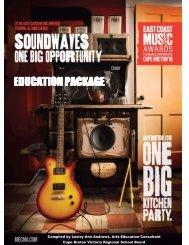 ECMA 2010 Soundwaves Educational Package - Cape Breton ...