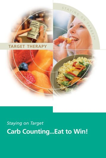 Carbohydrate Counting Guide - Staying on Target ... - Diabetes Clinic