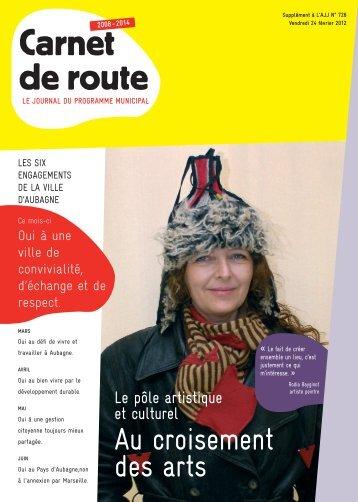 Télécharger Carnet de route - Site officiel de la ville d'Aubagne en ...