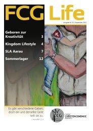 September 2013 - Freie Christengemeinde Aarau