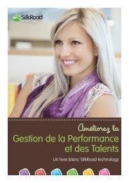 Gestion de la Performance et des Talents - L'Atelier