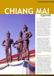 Chiang Mai History - Travel Guides