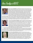 HDFS Communicator, Fall 2008 - Human Development and Family ... - Page 3