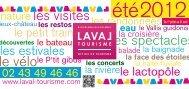 les spectacles - Tourism System