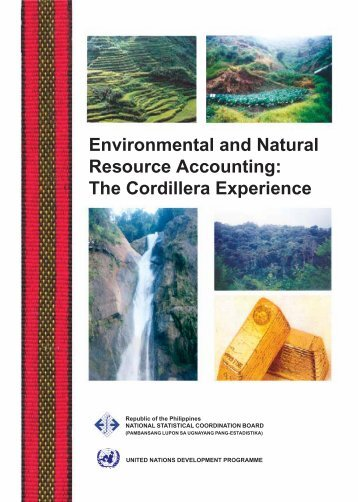 Environment and Natural Resources Accounting: - NSCB