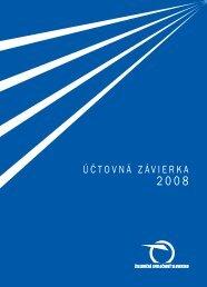 Príloha Výročnej správy ZSSK 2008