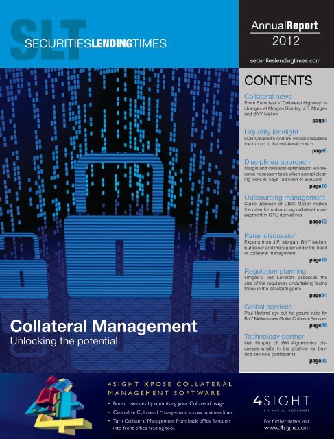 Collateral Management - Securities Lending Times