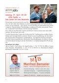 Nachrichtenblatt April 2013 - Werbegemeinschaft Geismar ... - Page 4