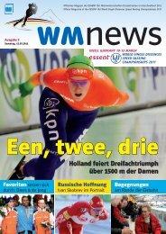 Holland feiert Dreifachtriumph über 1500 m der Damen