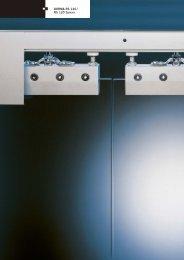 DORMA RS 120/ RS 120 Syncro - DORMA Interior Glas