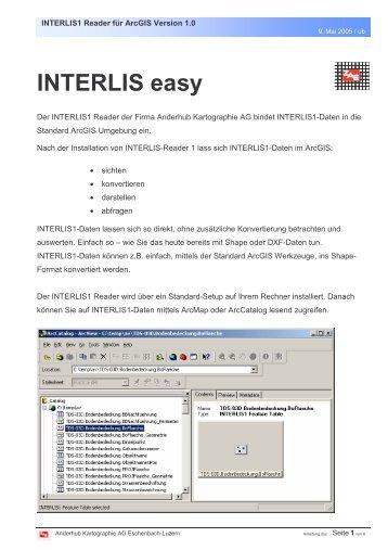 INTERLIS easy