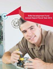 skills-development-fund-annual-report-fiscal-year-2014-twc