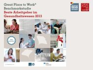 Infobroschüre - Great Place to Work