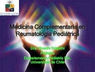 Medicina Complementaria en Reumatología Pediátrica - Sociedad ...