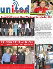 CONGRATULATIONS! - United Independent School District