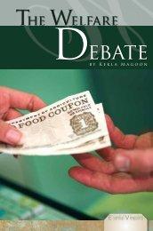 The Welfare Debate - Sharyland ISD