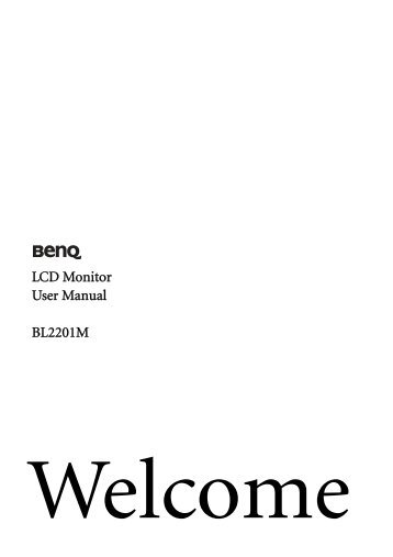lcd monitor belinea 2025 s1 handbuch manual ma ect gmbh rh yumpu com LCD PC Monitor LCD PC Monitor