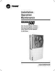 Installation Operation Maintenance