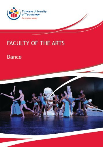 Dance - Tshwane University of Technology