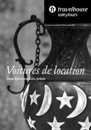 Location de voiture en Arabie - Travelhouse
