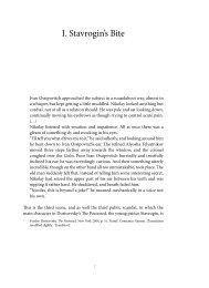 I. Stavrogin's Bite (p. 7-12, 90 Ko) - Les Presses du Réel