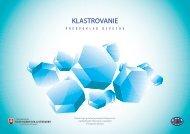 KLASTROVANIE - Slovenská inovačná a energetická agentúra