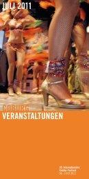 coburg veranstaltungen juli 2011 - inFranken.de