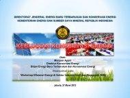 Kebijakan Konservasi Energi - IESR