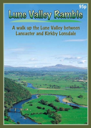 Lune Valley Ramble - Forest of Bowland