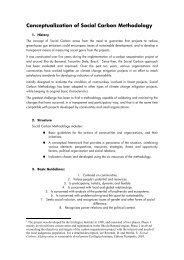 01. Conceptualization of Social Carbon Methodology - Library