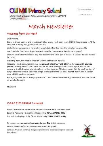 Oldmill leics sch uk Magazines